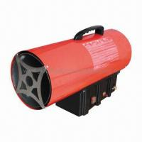 China 30kW Portable Poultry LPG Gas Blower Heater on sale