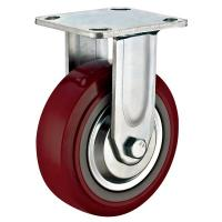 Buy cheap Rigid 5 Casters Heavy Duty / Office Chair Caster Wheels With Ball Bearing from wholesalers