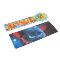 Buy cheap OK3D cheapest high quality  Plastic Lenticular Hang Tag  with string made by UV offset printer product