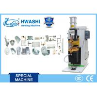 Buy cheap HWASHI 150KVA Pneumatic AC Projection Spot Welding Machine,Multiple Types Of Multifunctional Spot Welder product