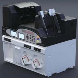 Buy cheap Kobotech KOBO-5321 Fitness Sorter & Binding Machine Banknote Sorting Bunding product