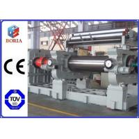 """Buy cheap Customized Rubber Mixer Machine , Rubber Processing Machines 18"""" Roller Working Diameter product"""