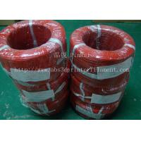 Buy cheap Large Diameter Rigid PP Plastic Hard Tubes Red / Yellow For Electrical Wire product