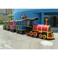 Buy cheap Indoor Electric Train For Shopping Malls Kiddie Train Ride ISO9001 Certificate from wholesalers