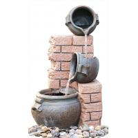 Buy cheap Large Traditional Chinese Pot Water Fountains For Small Backyards product