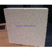 Buy cheap High Purity Insulation Refractory Clay Bricks , Insulating Mullite Brick product
