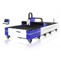 Buy cheap Auto Steel Pipe Laser Cutting Machine Working Table 3000mm×1500mm 800Kg Load product