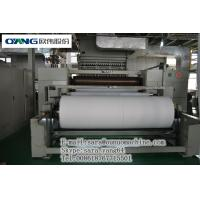 Buy cheap Single / Double Beam Non Woven Fabric Making Machine For Woven Fabric Production product