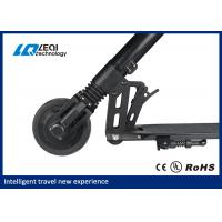 Quality Portable Folding Electric Scooter Diameter 5inch With Carbon Fiber Material OEM Acceptable for sale
