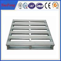Buy cheap China manufacture warehouse aluminum pallet for sale/aluminum pallet/euro pallets for sale product