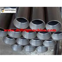 Buy cheap Wireline Borehole Drilling Hardened Steel Rods , DCDMA BQ Drill Rods HQ PQ NQ Drill Rods product