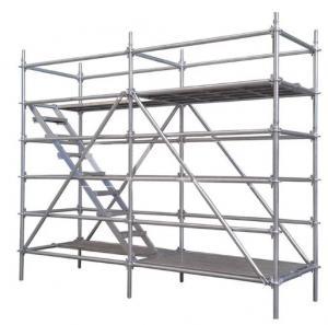 Buy cheap Horizontal Aluminum Scaffold Platform Large Loading Capacity EN16949 Approval product