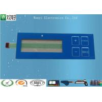 Buy cheap Glossy Membrane Touch Switch / Luxing Backadhesive Membrane Switch Keypad product