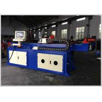 High Efficiency Hydraulic Pipe Bending Machine , Stainless Steel Pipe Bender