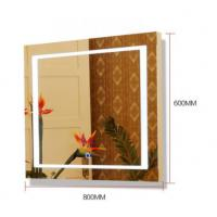 China 5mm Bathroom cosmetics lighted bath mirror on sale