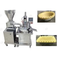 Buy cheap GELGOOG Egg Tart Machine, Automatic Tartlet Shell Pressing Machine 220V from wholesalers