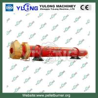 Buy cheap Rotary Drum Dryer , 5.5kw Wood Sawdust Drying Machine product