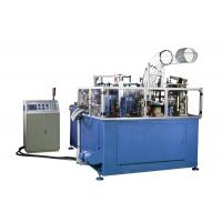 Buy cheap SCM-3000-I 80pcs/min 19KW Rated Power Servo Control Large Dimension Paper Bowl Machine from wholesalers