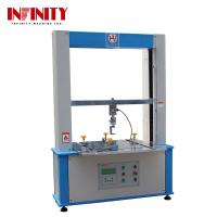 Buy cheap Material Rubber Tensile Testing Machine , Keyboard Cap Universal Tensile Tester product