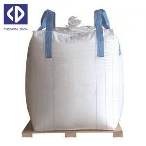 Buy cheap 1 Tonne Bulk Bags / Jumbo Bulk Bags Moisture Proof Customized Color from wholesalers