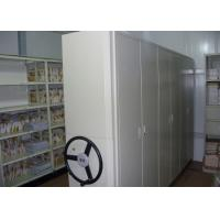 Buy cheap Customized steel mobile shelving systems for warehouse solution product