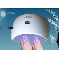 Buy cheap SUN9s Plus 36w UV LED Nail Lamp for Polish Gel Curing Light Machine Tools product