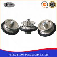 Buy cheap OEM Accepted Full Bullnose Diamond Hnad Profile Wheels For Hand Held Machine No.20 product