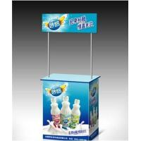 Buy cheap Portable Trade Show Display Counter For Advertising Promotion PP ABS Aluminum Materials product