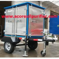 Buy cheap Mobile Transformer Oil Purification Plant Company,Oil Treatment Machine Manufacturer product