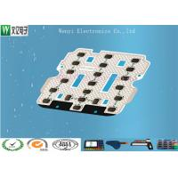 Buy cheap 8mm Metal Dome Keys For Remote Controller EMI Shield  Customized Array product
