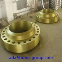 Buy cheap ASTM A182 F22 Alloy Steel Forged Steel Welding Neck Flange Standard / Non - standard product