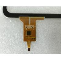 Quality Incar Special Shape PCT Projected Capacitive Touch Panel For Rearview Mirror for sale