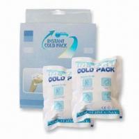 Buy cheap Nontoxic Hot and Cold Packs, Used to Supply Instant Cold within 3 Seconds, Suitable for Traveling product