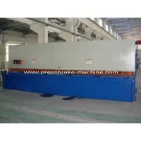 Buy cheap Foot Sheet Metal Shearing Machine 6mm Plate Shear CE Certificate product