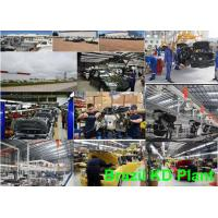 Buy cheap Overseas Car Assembly Plant For Demonstration , Vehicle Assembly Plant product