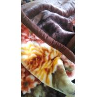 Buy cheap sigle blankets quilted blanket /cashmere raschel blanket (mink blanket),/size 140X200CM product