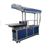 Buy cheap Industrial Laser Marking Machine Large Working Area 800X800mm 2 Years Warranty product