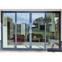 Buy cheap Modern House Security Aluminium Sliding Glass Doors With Powder Coating product