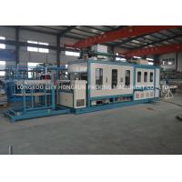 Buy cheap Automatic Take Away Foam Plate Machine Full Computerized PLC System product
