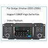 Buy cheap Audio Copy Mirror Link 2001 - 2006 Dodge Stratus Radio High Definition Car DVD Player 3D UI product