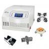 Buy cheap Low Speed Portable Centrifuge Machine / Medium Size Lab Centrifuge Machine BT5 product