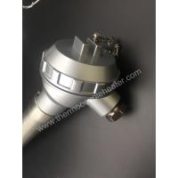 Quality Shock Resistant Thermocouple Up To 1500°C With NSIC Protection Tube for sale