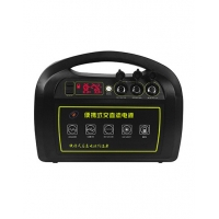 Buy cheap Short Circuit Protection 40.8Ah Portable Power Supply product