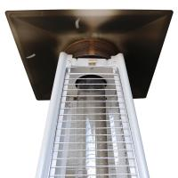 Buy cheap Manual Operating Square Patio Heater Heater For Court Yards Energy Efficient product