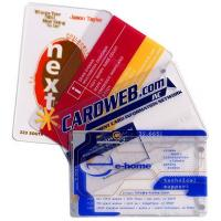 Buy cheap Plastic Transparent Card (TC0001) product