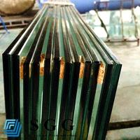 Buy cheap Clear Laminated Glass Price 6.38mm 8.38mm 10.38mm 12.38mm product