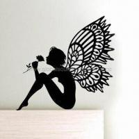 Buy cheap Wall Sticker, Available in Size of 30 x 60cm, Suitable for Promotional Purposes product