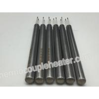 Buy cheap Diameter 0.375 Inch Split Sheath Cartridge Heater With Thermocouple / Solid Pin product
