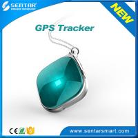 Buy cheap Triple positioning Luggage mini gps tracker with SOS button GPS Tracking system product