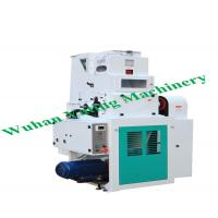 Buy cheap Professional Rice Hulling Machine , Rice Dehusking Machine With Vibrating Feeding 3-8 Ton Per Hour product